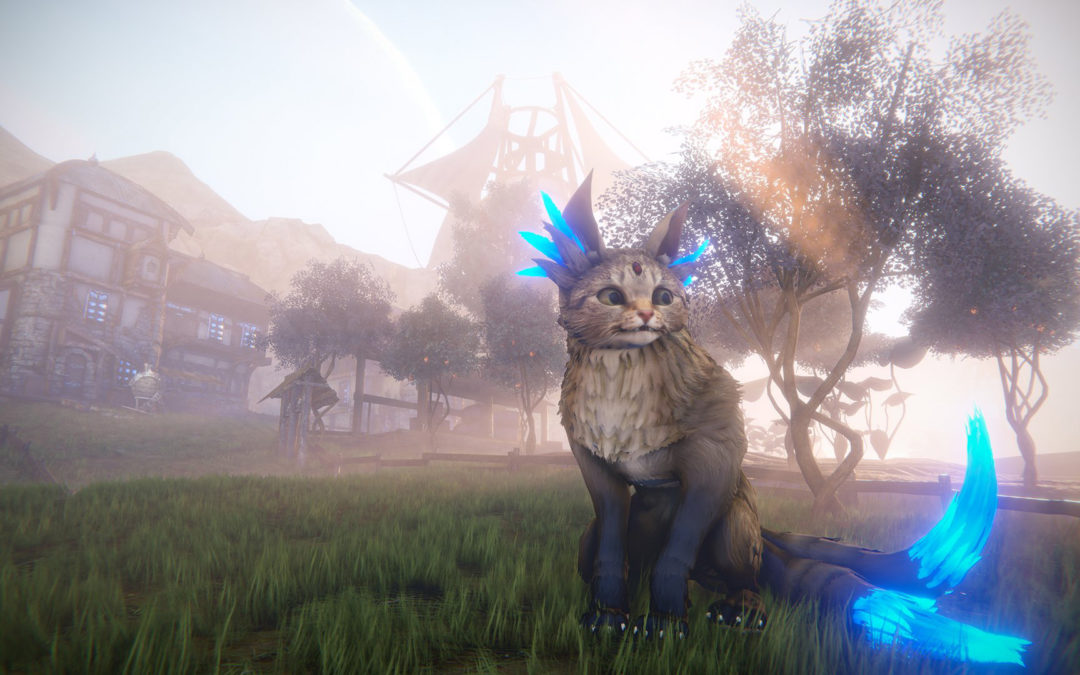 JRPG Edge of Eternity's 2nd chapter launches today with new cute mount & hugely expanded world