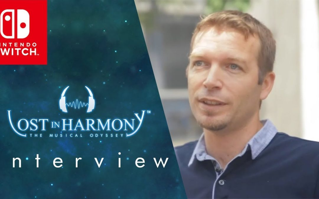 Interview Lost In Harmony – Now Coming on Switch