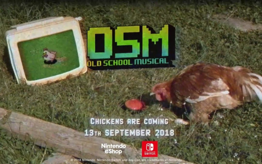 Old School Musical – Nintendo Switch Announcement Teaser