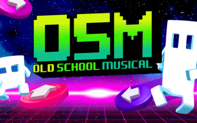 No country for old video games, really? Old School Musical is out now on Nintendo Switch and PC!