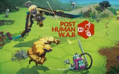 Full release spotted! Post Human W.A.R is out of early access December 14th!