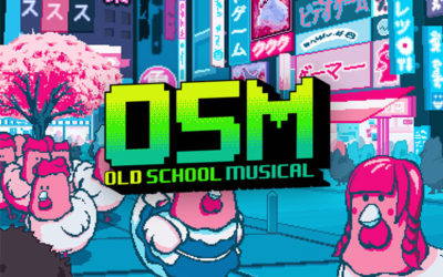 Old School Musical comes to Japan, featuring the talented Chiptune DJ, Toriena !