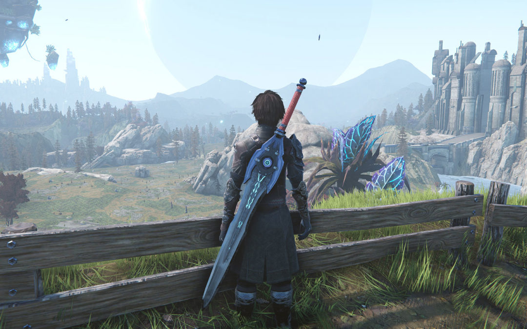 "JRPG Edge of Eternity's second chapter ""The Plains of Solna Update"" announced for 6th March"