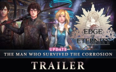 "Edge of Eternity gets fourth chapter ""The Man Who Survived the Corrosion"" in major update today"