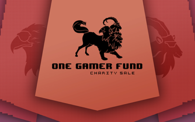 Support seven great charities with Dear Villagers and One Gamer Fund