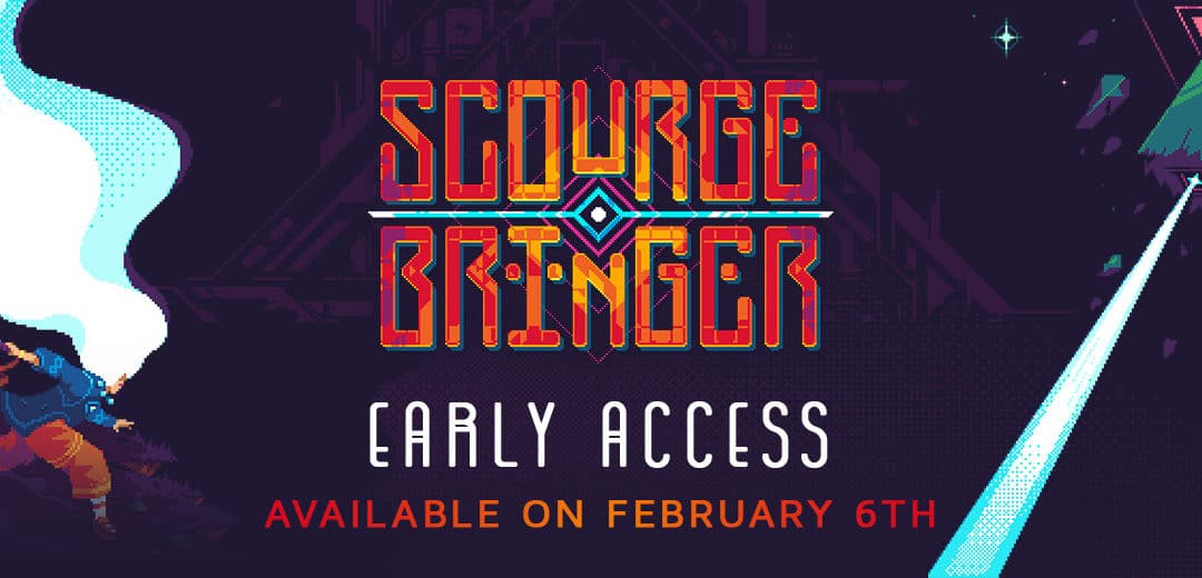 ScourgeBringer coming to Steam Early Access February 6th