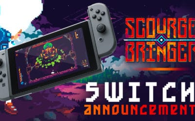 ScourgeBringer is coming to Nintendo Switch
