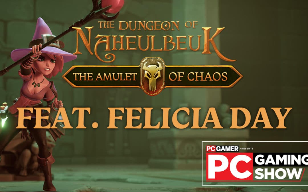 New gameplay trailer for tactical RPG The Dungeon of Naheulbeuk, with an intro from Felicia Day (Geek & Sundry, Buffy the Vampire Slayer)
