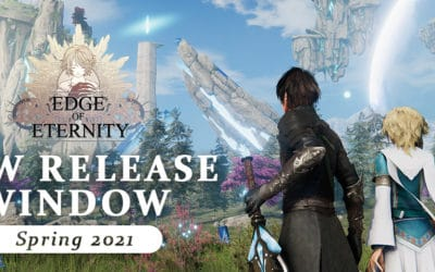 JRPG Edge Of Eternity goes into beta