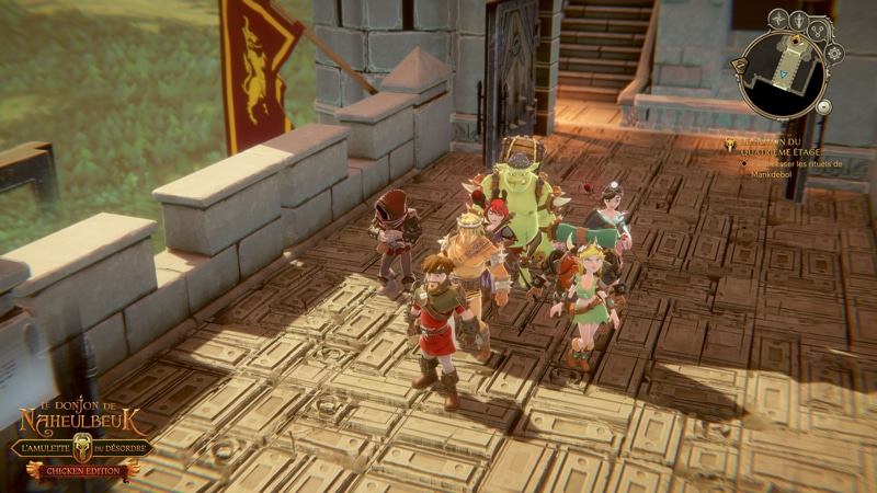 The Dungeon of Naheulbeuk arrives on Console today!